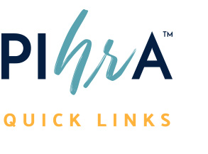 PIHRA Quick Links