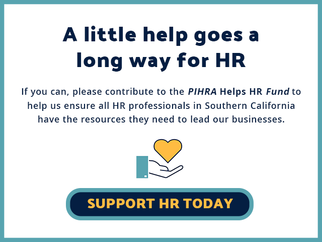 Share what you can to support HR!